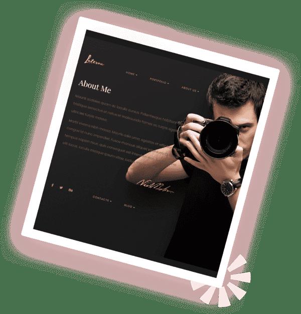 Создание сайтов-визиток в Астане